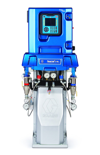 Graco Reactor 2 - оборудование для переработки составов на основе гибридов и полимочевины