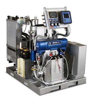 Graco Reactor E-30i - Система для работы с пеной, ППУ и полимочивиной
