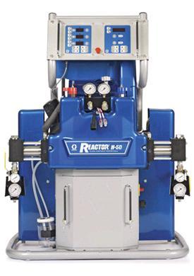 Graco Reactor H-50 - Система для работы с пеной, ППУ и полимочивиной
