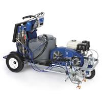 LineLazer IV 250 SPS™ - нанесение краски