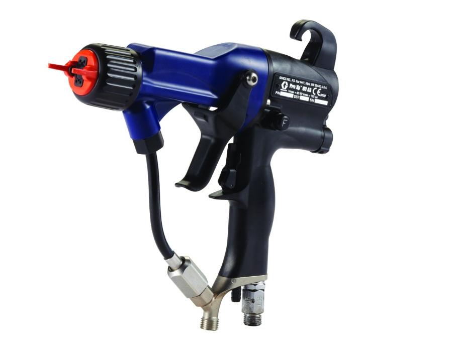 Pro XP60 - электростатический пистолет Graco