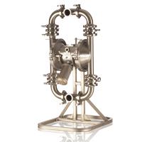 Мембранный насос SaniForce1590HS Diaphragm Pump