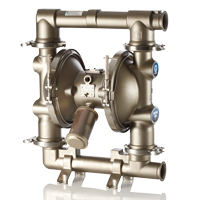Мембранный насос SaniForce2150 Diaphragm Pump