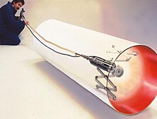 Оборудование для окраски труб изнутри Orbiter