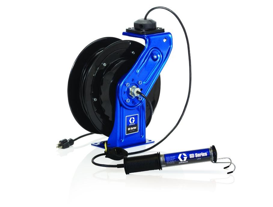 Катушки серии SD для электрических шнуров и осветительных устройств