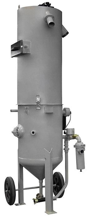 Установка DSG с сепаратором каскадного типа