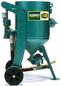 Оборудование Clemco