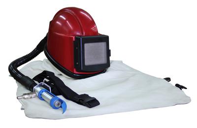 Шлем защитный пескоструйщика