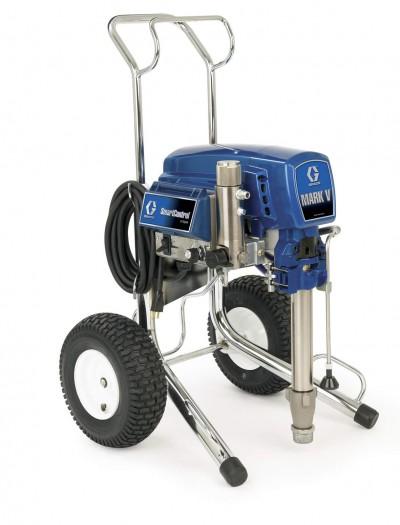 Окрасочный аппарат безвоздушного распыления MARK V