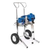 Окрасочный аппарат безвоздушного распыления ST MAX 495 Hi-Boy