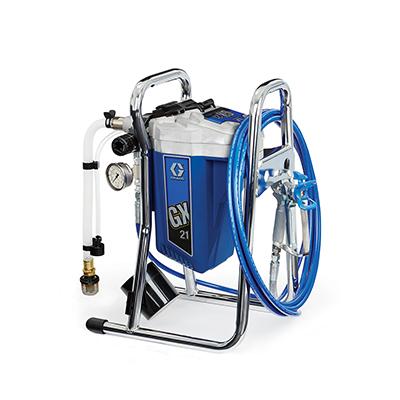 Окрасочный аппарат безвоздушного распыления GX 21